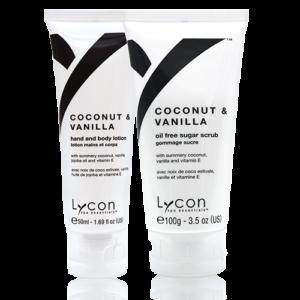 Coconut Vanilla Oil Free Sugar Scrub Hydrating Lotion