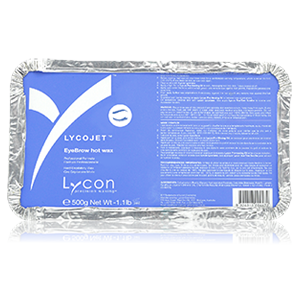 LYCOJET EYEBROW HOT WAX