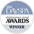 2019 Day Spa Professionals Choice Award Winner